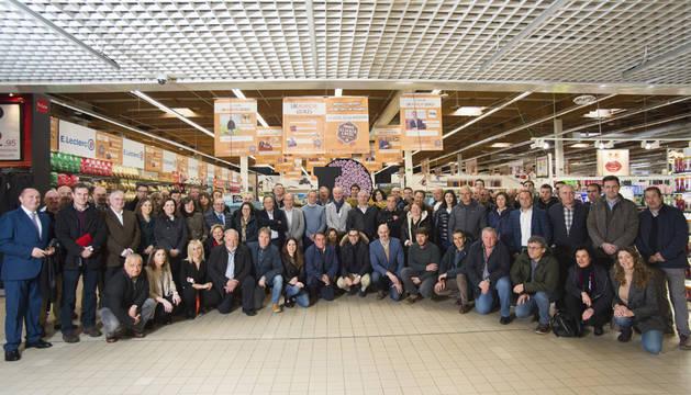 E.Leclerc Pamplona lanza la 3ª Edición de su campaña 'Alianzas Locales' reforzando su compromiso con los proveedores navarros