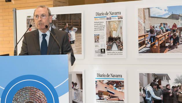 foto de Virgilio Sagüés, presidente del Consejo de Administración del Grupo La Información