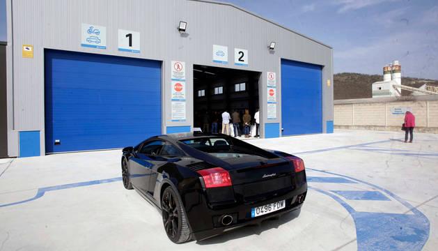 foto de Inauguración de la nueva ITV en Huarte