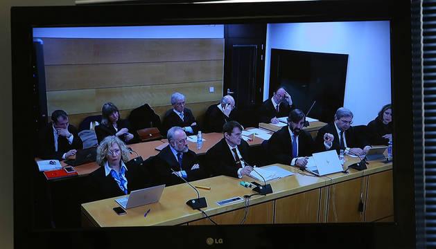 Última sesión, este viernes, del juicio del caso Osasuna.
