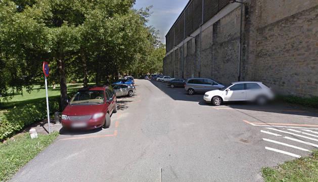 Pamplona estudia convertir en peatonal el entorno de Taconera y Vistabella