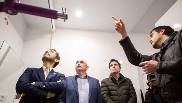 Presentada en la Rochapea la primera vivienda de alquiler para personas con grandes necesidades de apoyo