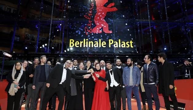 Fotos de la alfombra roja y premios de la 70ª edición de la Berlinale