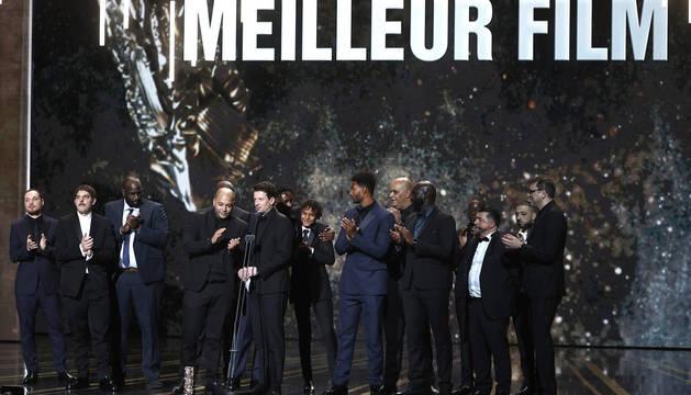 El cine francés premia a 'Les Misérables' y a Polanski como mejor director