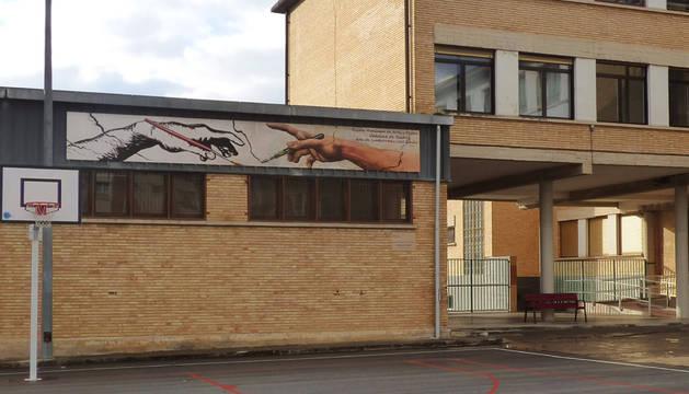 Escuela de Artes Catalina de Oscáriz en Pamplona.