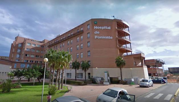 Hospital de Poniente en El Ejido.