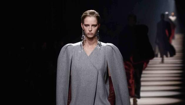 foto de Colección otoño-invierno de Givenchy en la Semana de la Moda de París