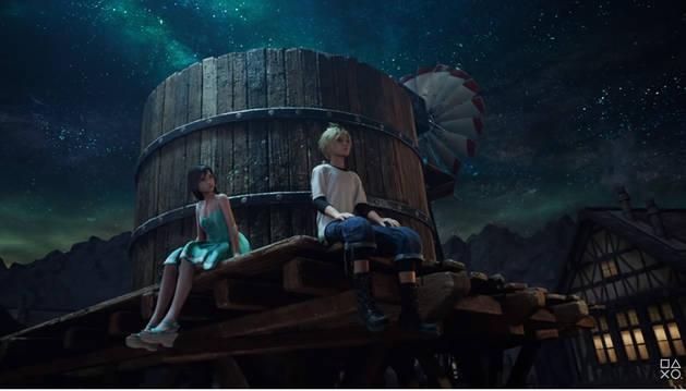 foto de Una imagen del teaser de 'Final Fantasy VII Remake'