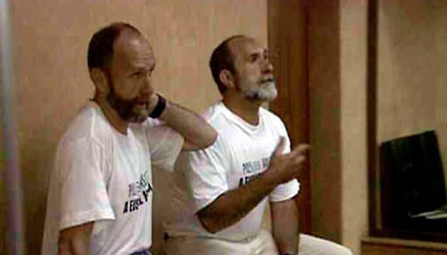 Uno de los secuestradores de Ortega Lara sale este mes de la cárcel tras 23 años