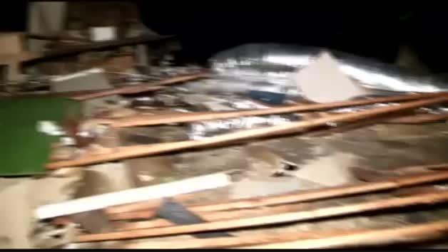 Vídeo: Varios tornados dejan 25 fallecidos y cuantiosos daños materiales en Nashville