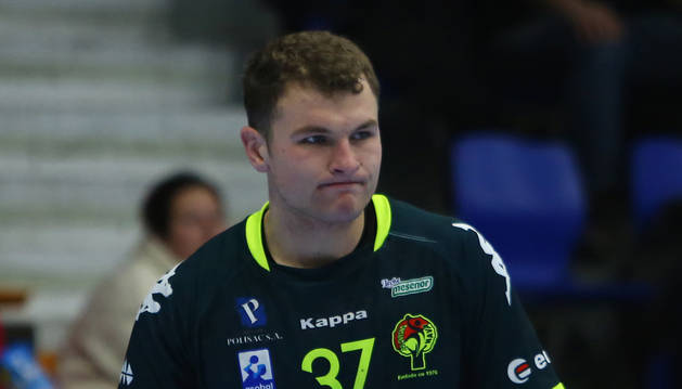 El Ademar ficha a Oleg Kisselev, hijo del exjugador del San Antonio