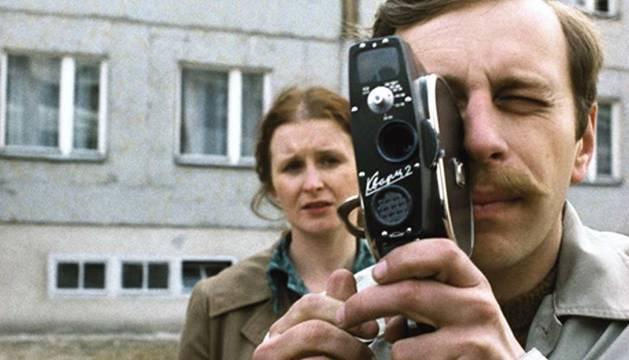 El director de cine polaco