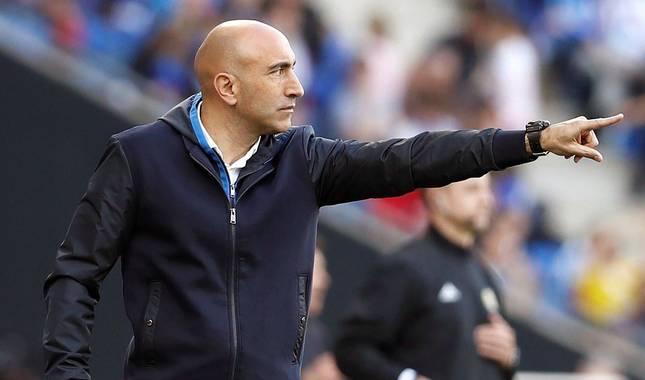 Foto de Abelardo, entrenador del Espanyol