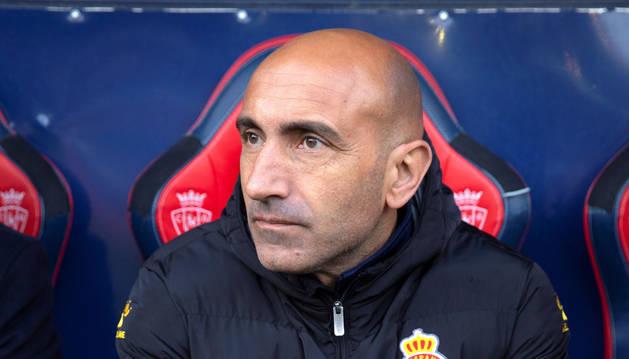 Abelardo, entrenador del Espanyol.