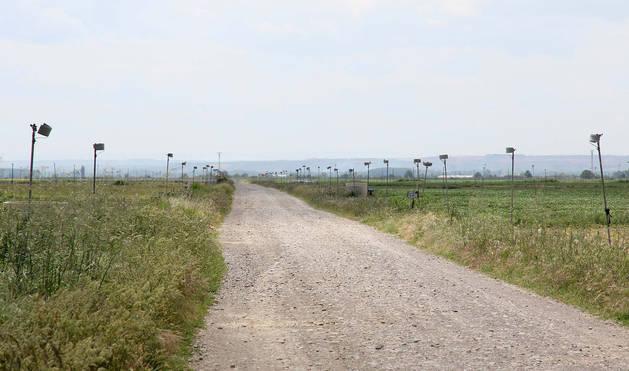 foto de Un campo con riesgo por aspersión en Villafranca