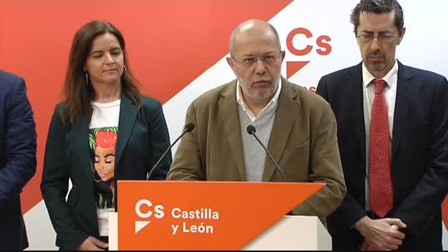 Vídeo: Igea no aceptará un puesto en la ejecutiva de Arrimadas