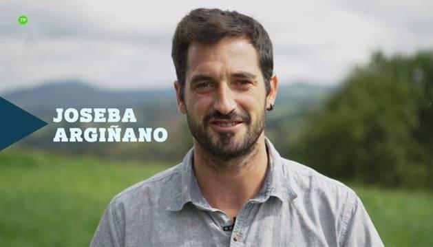 El cocinero Joseba Argiñano presenta el programa Historias a bocados