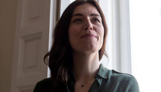 La escritora Marta Peirano.