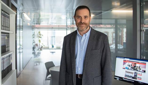 foto de Iñaki Casado, nuevo director de gestión del Instituto de Investigación Sanitaria