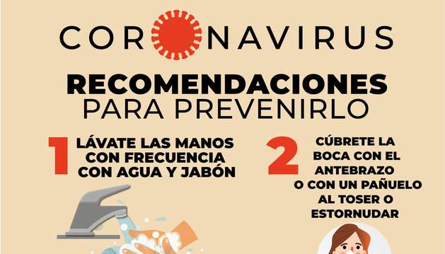 Salud refuerza la estrategia comunicativa sobre el coronavirus