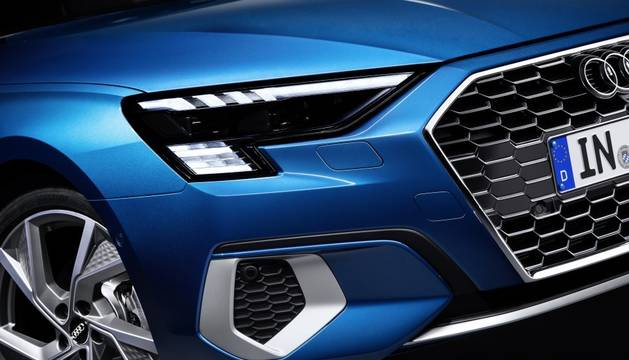 Fotos del Audi A3