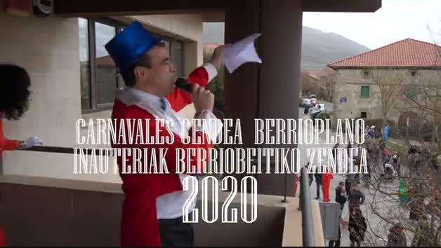 Carnaval de Berrioplano 2020
