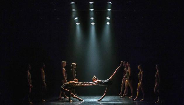 Ballets Jazz Montreal.