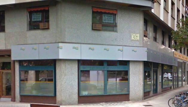 Sede de la Mancomunidad de Pamplona.