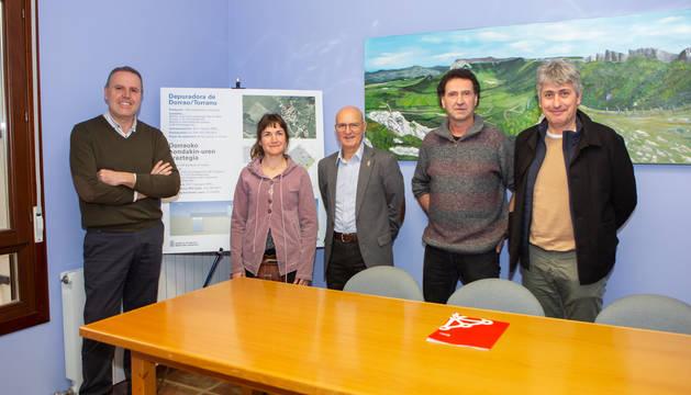 La nueva depuradora de Torrano estará en marcha en 2021