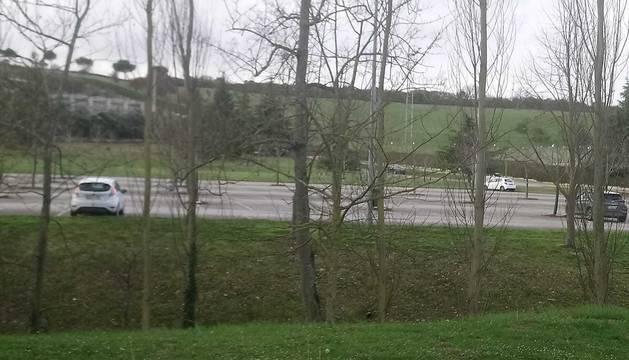 Aulas semivacías en el último día con los colegios abiertos en Navarra