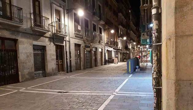 El Ayuntamiento de Pamplona ordena cerrar todos los locales de hostelería desde esta noche