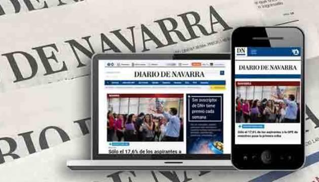 Diario de Navarra mantiene su compromiso con los lectores y distribuirá su edición impresa e informará durante todo el día en la web