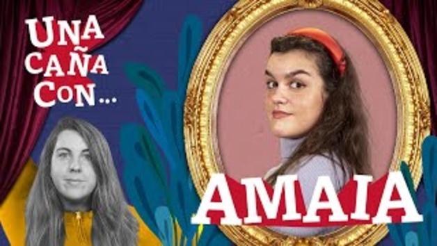 """Amaia Romero confiesa que """"canta fatal"""" en los karaokes"""
