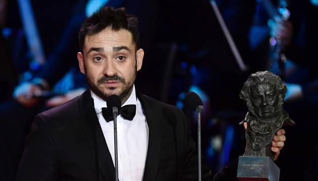 Juan Antonio Bayona, director y productor ejecutivo de la serie.