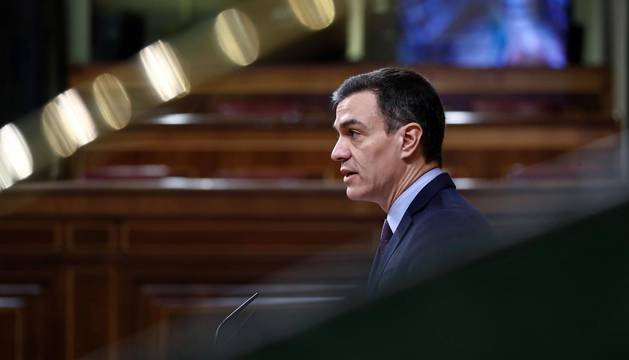 Sánchez anuncia una comisión que revisará el sistema de salud