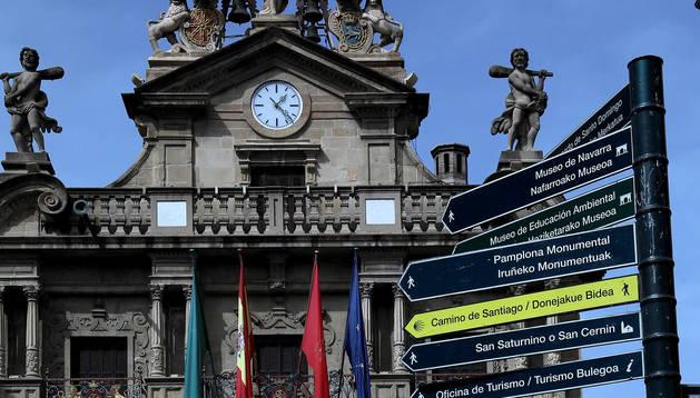Foto del Ayuntamiento de Pamplona