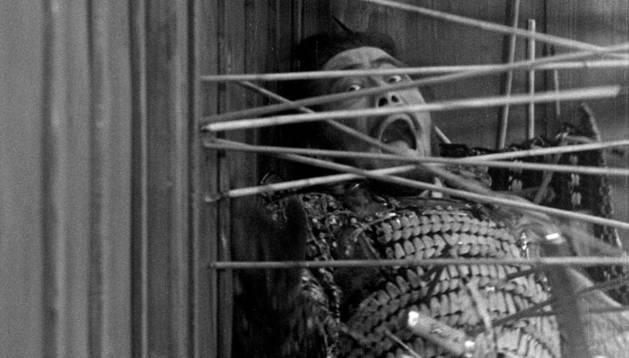 Imagen de Trono de sangre, de Akira Kurosawa.