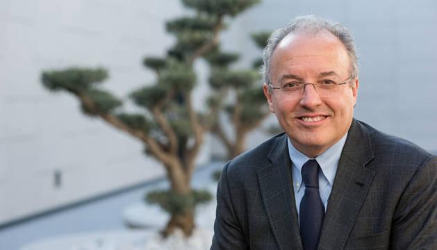 El profesor Alberto Andreu Pinillos, director ejecutivo del Máster Executive en Recursos Humanos y Digitalización de la Universidad de Navarra