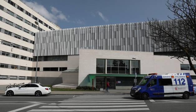 Foto del Complejo Hospitalario de Navarra
