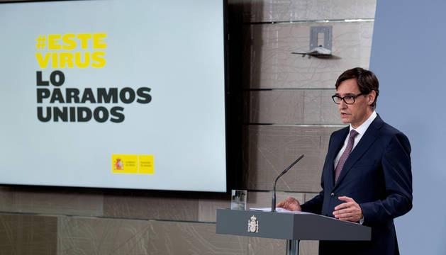 1.720 fallecidos y 28.572 infectados por coronavirus en España