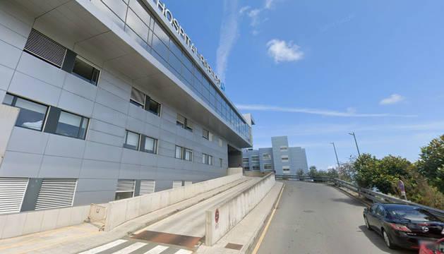 Complejo Hospitalario Universitario de A Coruña.