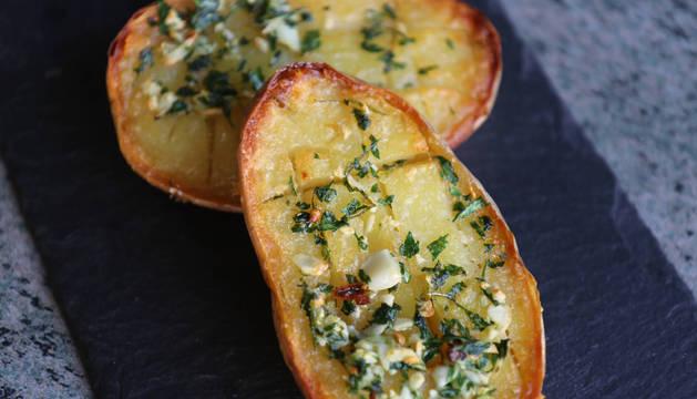 Foto de patatas a la Manarra