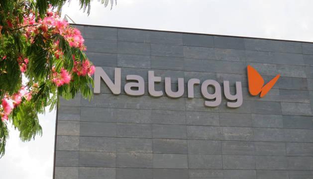 Edificio de Naturgy.