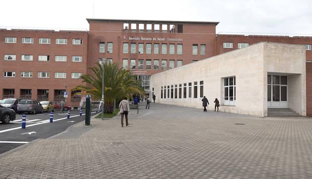 foto de Centro de consultas externas Príncipe de Viana del CHN