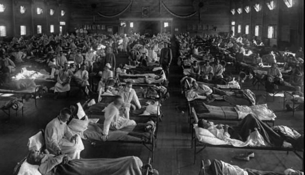 Fotos: Navarra, entre epidemias