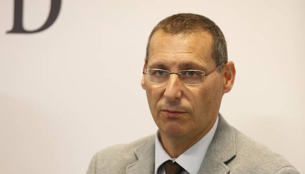 Alberto Pérez, secretario general del Sindicato Médico.