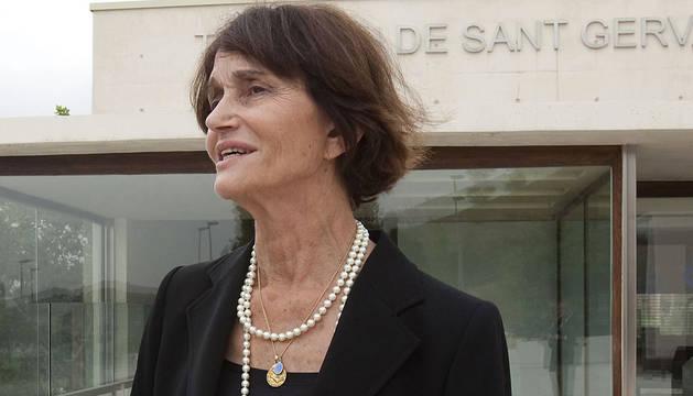 Muere María Teresa de Borbón, prima del Rey y conocida como 'la princesa roja'