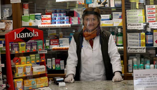 foto de Las farmacias son una de las actividades consideradas esenciales en un estado de alarma