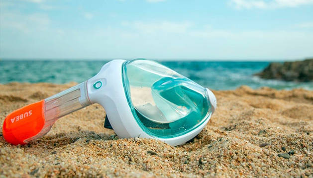 foto de La petición de máscaras de buceo por parte de Salud es un bulo