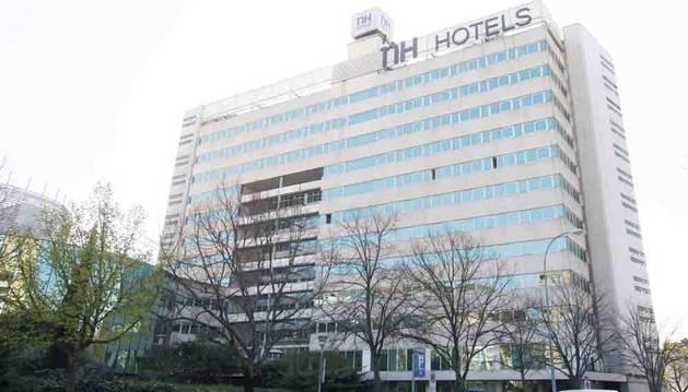 El Hotel Iruña Park acogerá desde el lunes a enfermos que precisen ingreso domiciliario